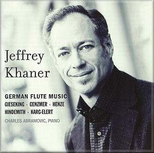 flute lessons jeffrey khaner