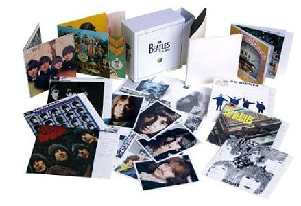 Remastered Beatles Albums: Cheap, Cheapest: Stereo £155