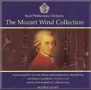 Mozart : Wind Collection : ROYAL PHILHARMONIC RPO SP 005 [SP