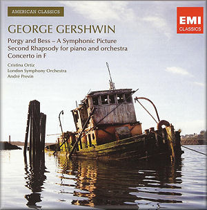 Gershwin : Porgy &amp; Bass - A Symphonic Picture etc. : EMI CLASSICS ...