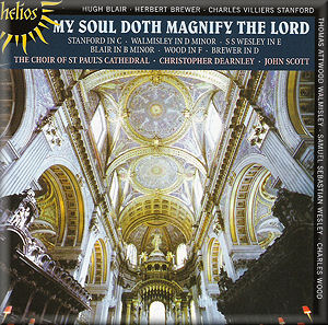 My Soul Hyperion CDH55401 [JS]: Classical Music Reviews - December ...