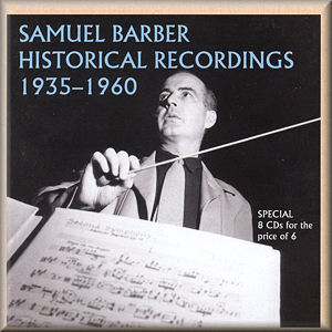barber essay for orchestra Third essay for orchestra, op signs of cultural trends peeling away from barber were in the air the third essay is given a suitably torrid outing with much.