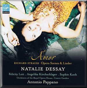 Strauss Amor VIRGIN CLASSICS 6419332 [RH]: Classical Music Reviews - January 2011 MusicWeb ...