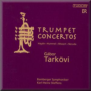 trumpet concertos haydn mozart neruda hummel tudor7169. Black Bedroom Furniture Sets. Home Design Ideas
