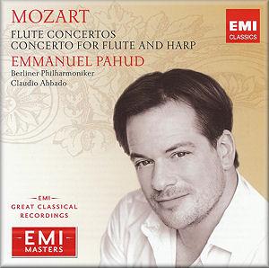 MOZART Flute Concertos - EMI 9659372 [CR]: Classical Music Reviews