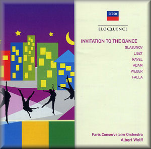 Invitation to the Dance DECCA ELOQUENCE 480 2388 DM Classical