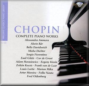 Frédéric Chopin - Bella Davidovich - Piano Concerto No. 1. Klavierkonzert Nr. 1