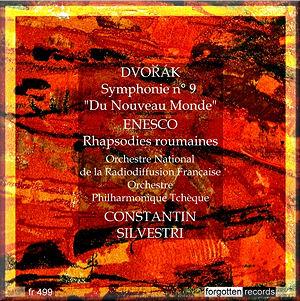 Dvorak Silvestri FORGOTTEN RECORDS FR499 [PB]: Classical