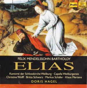 Mendelssohn Elijah Profil Ph12034 Mc Classical Music Reviews