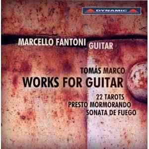Marcello Fantoni - Tomás Marco - Works For Guitar