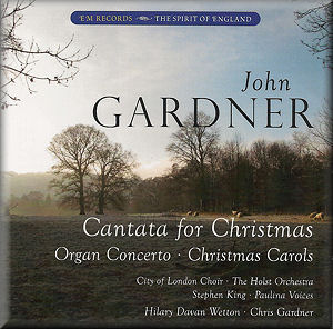 gardner cantata for christmas emrcd009 jqhp r classical music reviews november 2012 musicweb international - Christmas Cantatas For Small Choirs