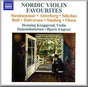 Nordic Violin Favourites Henning Kraggerud - NAXOS 8 572827