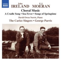 SATB Songs Of Springtime Moeran Vocal Music Score