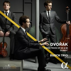 Dvorak Trios ALPHA 238 [CSe] Classical Music Reviews: July