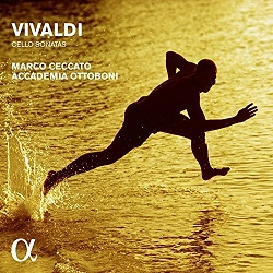 VIVALDI SONATAS 2 RV40 /& RV46 Cello /& Piano