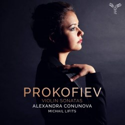Prokofiev Violin Sonatas APARTÉ AP171 [TB] Classical Music Reviews