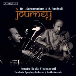 SUBRAMANIAM Journey - BIS BIS2273 SACD [RHa] Classical Music