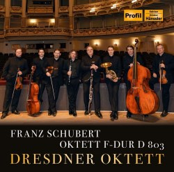 SCHUBERT Octet PROFIL PH18034 [MC] Classical Music Reviews