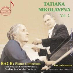 BACH Piano Concertos - DOREMI DHR8056-8 [SG] Classical Music