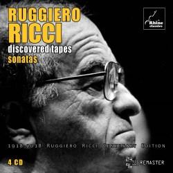 Ricci Sonatas RHINE CLASSICS RH-013 [JW] Classical Music