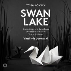 TCHAIKOVSKY Swan Lake - PENTATONE PTC5186640 SACD [DBi] Classical