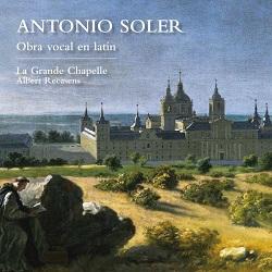 Antonio Soler Organ Concertos - Cybele