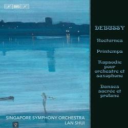 Claude Debussy Printemps, Nocturnes, etc - BIS2232 [DM