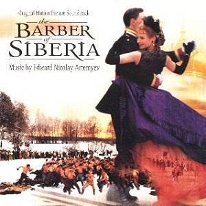 Nicolay ARTEMYEV The Barber of Siberia : Film Music CD Reviews-July ...