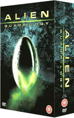 Aliens Quadrilogy