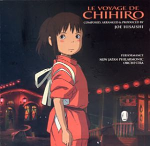 Le Voyage De Chihiro Music Composed By Joe Hisaishi Film Music On The Web Cd Reviews January 2003