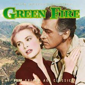 Image result for green fire movie