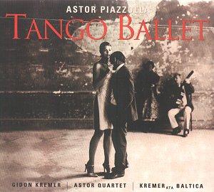 Classical CD Reviews- May 1999 Astor PIAZZOLLA Tango ballet