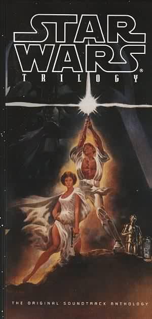 star wars trilogy soundtrack
