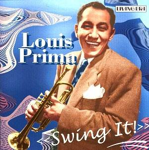"Louis Prima - ""Just a Gigolo"""