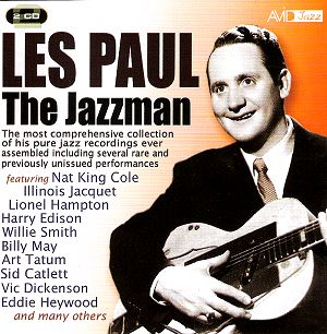 les paul the jazzman amsc940 jazz cd reviews 2008 musicweb international. Black Bedroom Furniture Sets. Home Design Ideas