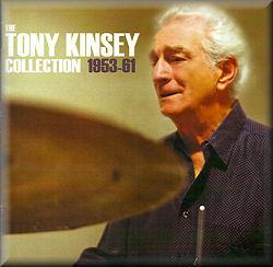 The Tony Kinsey Quintet - Blue Eyes / The Midgets